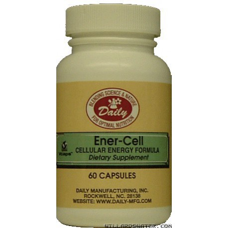 Ener-Cell a/k/a Curcumin in Ener-Cell -- 60 Capsules