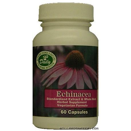 Echinacea Root - 60 Capsules