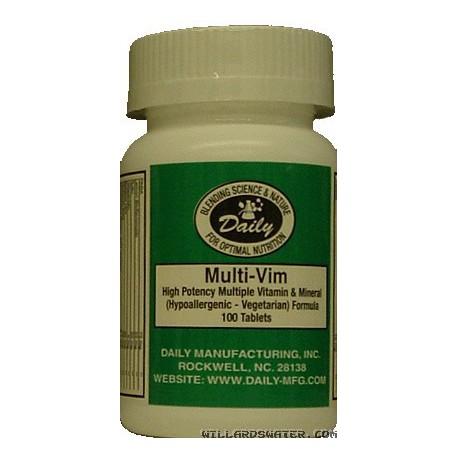 Multi-Vim - 100 Tablets