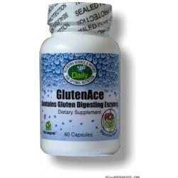 GlutenAce -- 60 Capsules