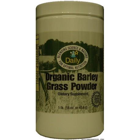 Barley Grass Bulk Dehydrated Powder - 1 Pound