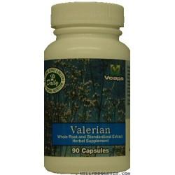 Valerian Root - 90 Capsules