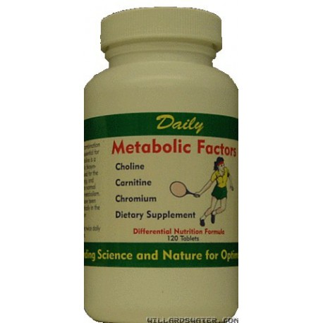 Metabolic Factors - 120 Tablets