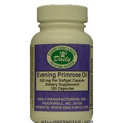 Evening Primrose Oil - 100 Soft-Gel Capsules
