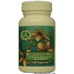 St. John's Wort - 60 Capsules