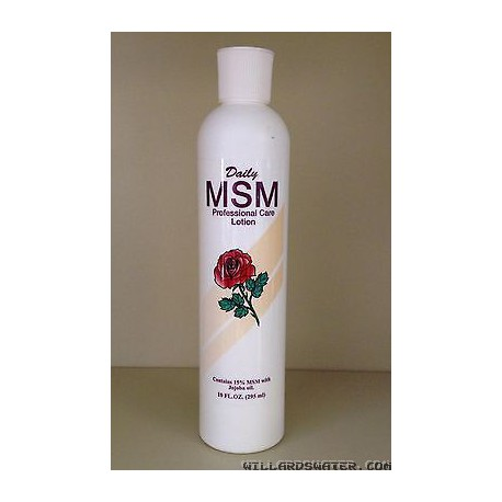 MSM Lotion - 10oz.