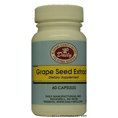 Grapeseed Extract - 60 Capsules