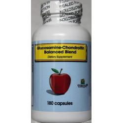 Glucosamine-Chondroitin Blend - 90 Capsules