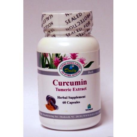 Curcumin Capsules -- 60 Capsules