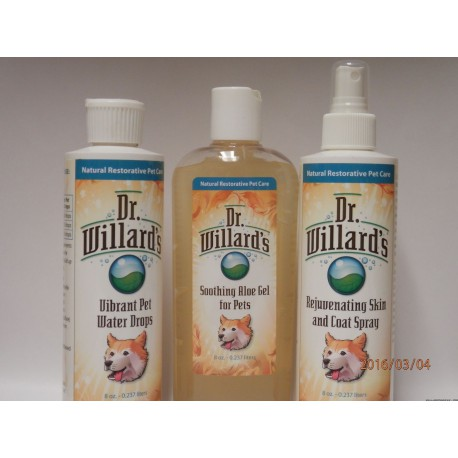 Dr Willard's Natural Restorative Pet Kit