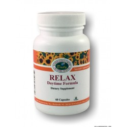 Relax Day Formula - 60 caps