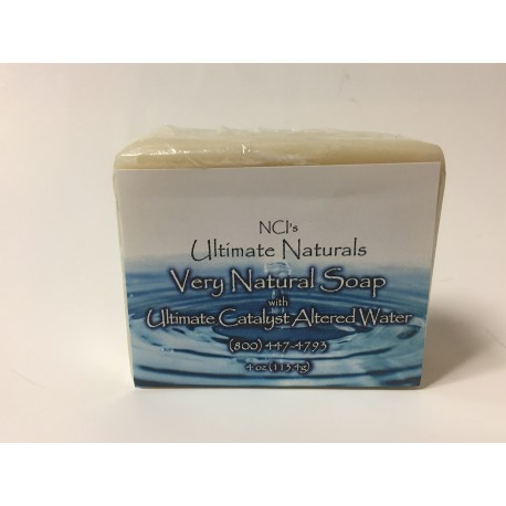 Very Natural Willard's Water Soap*