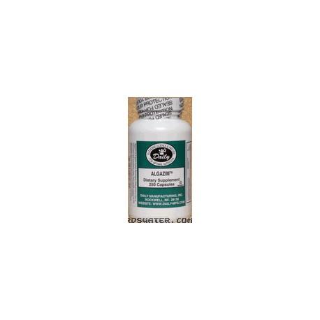 Algazim - Natural Iodine Source - 250 Capsules