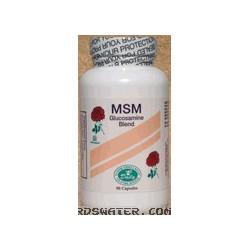 MSM Glucosamine Blend - 90 Capsules